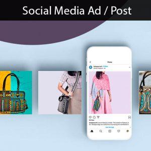 Konten Sosial Media design